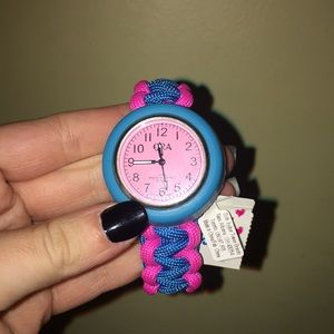 kids paracord watch